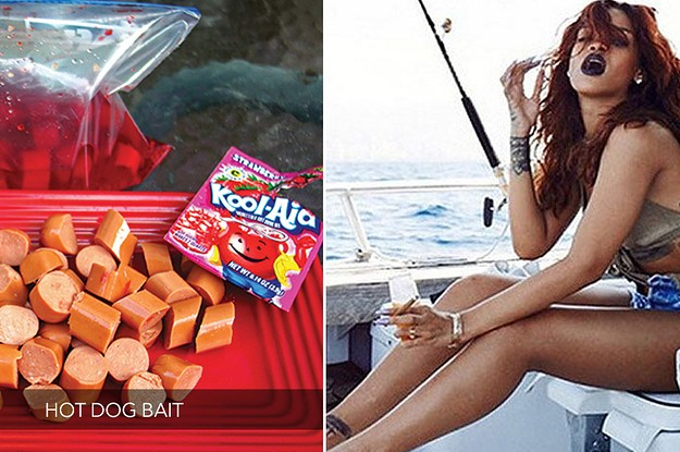 32 Genius Fishing Tips That'll Actually Help You Catch More Fish