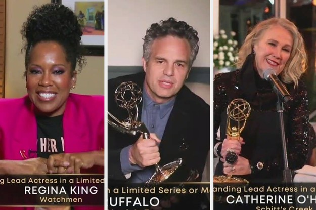 Here Are The Winners Of The 2020 Emmy Awards