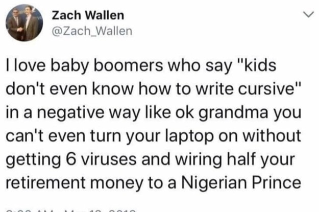 16 Times Millennials Clapped The Hell Back At Baby Boomers