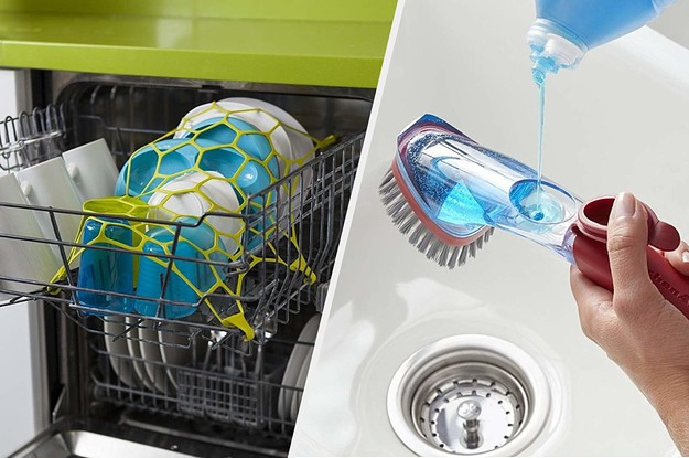 23 Cleaning Products To Help Your Dishes Shine