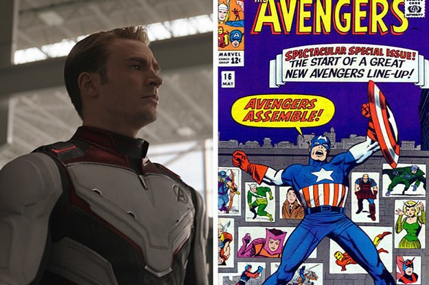 """35 """"Avengers: Endgame"""" Details That'll Make You Say, """"How Did I Not Notice That?!"""""""