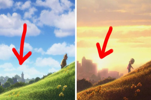 """16 Small Details That Prove """"Up"""" Is The Greatest Pixar Movie Ever"""