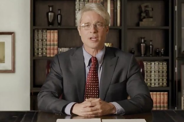 """Brad Pitt Played Dr. Anthony Fauci On SNL,"""" Just As Dr. Fauci Wanted"""