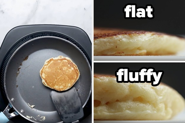 The 10-Second Trick For Making Pancakes Extra Fluffy (Not Flat)
