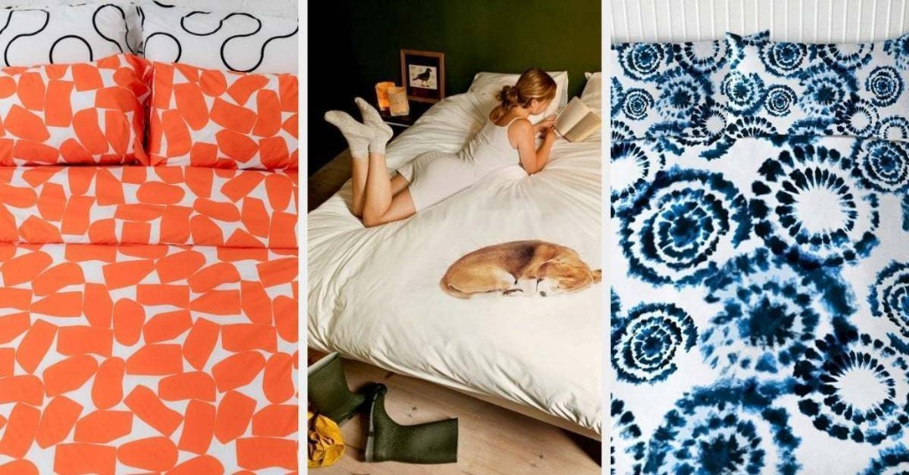 Just 26 Unique Bedding Sets You'll Probably Want To Sleep With