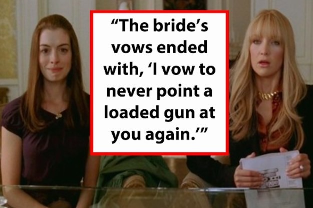 People Are Sharing The Worst Things They've Ever Witnessed At A Wedding, And You Seriously Won't Know How To Respond