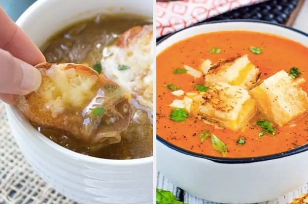 17 Rich Soup Recipes That'll Convert Soup Doubters Into Soup Lovers