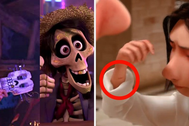 40 Incredible Little Details In Pixar Movies That Prove Their Animators Are Brilliant
