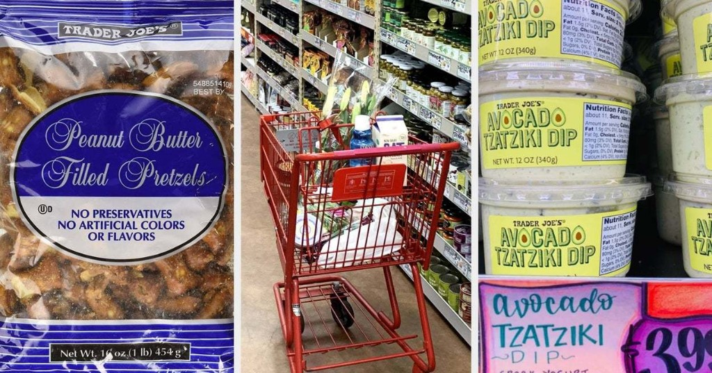 Here Are The Best Trader Joe's Snacks According To Nutritionists