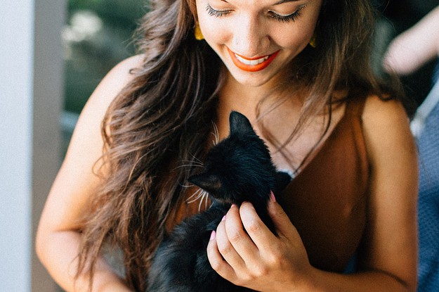 This Couple Had A Kitten Hour Instead Of A Cocktail Hour And It's The Best Thing Ever