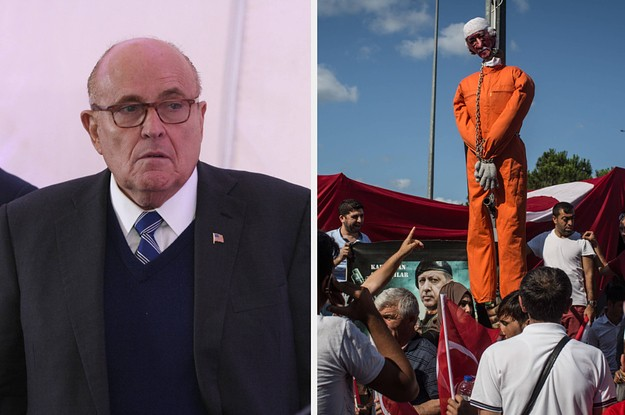 Turkish Trolls Working For Erdogan Hijacked American Right-Wing Media — And Rudy Giuliani's Brain