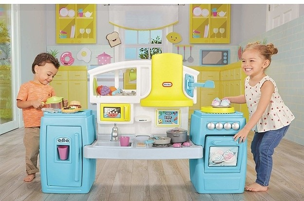 Tasty's New Line Of Toys With Little Tikes Is So Cute, I Wish They'd Existed When I Was A Kid