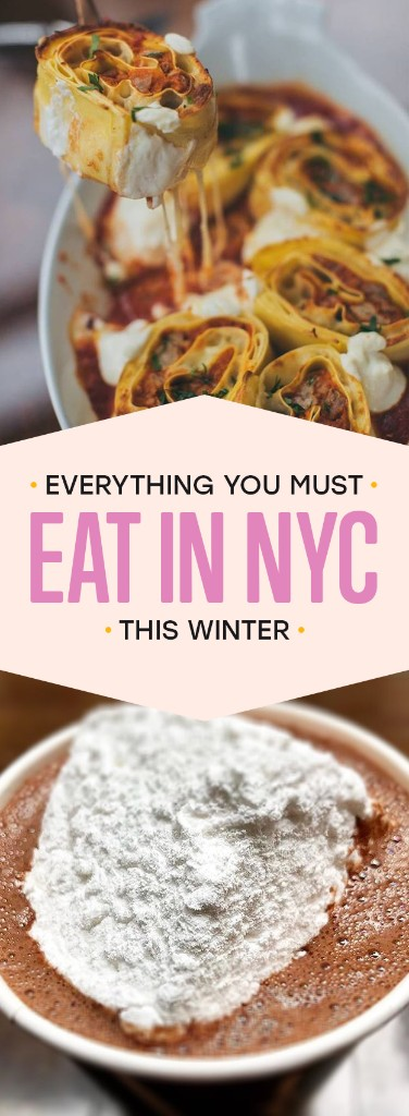 New York Eats - Cover