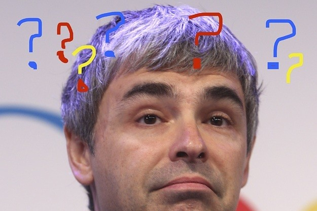 Here Are 9 Things Larry Page Couldn't Remember About Google In His Uber–Waymo Deposition