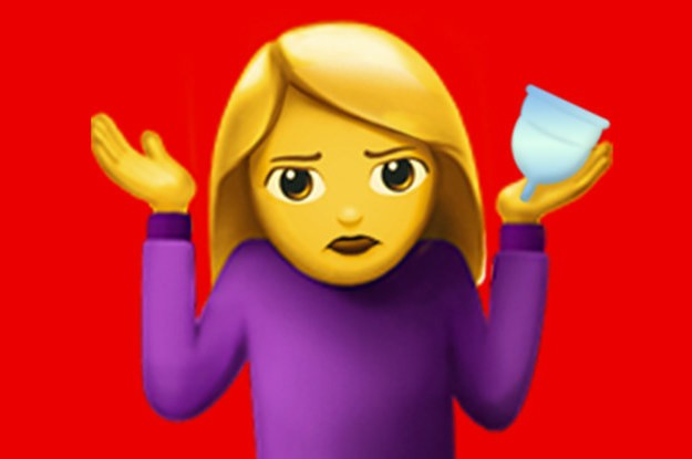 Thanks For The Blood Drop, But Here Are 9 Other Period Emojis We Need