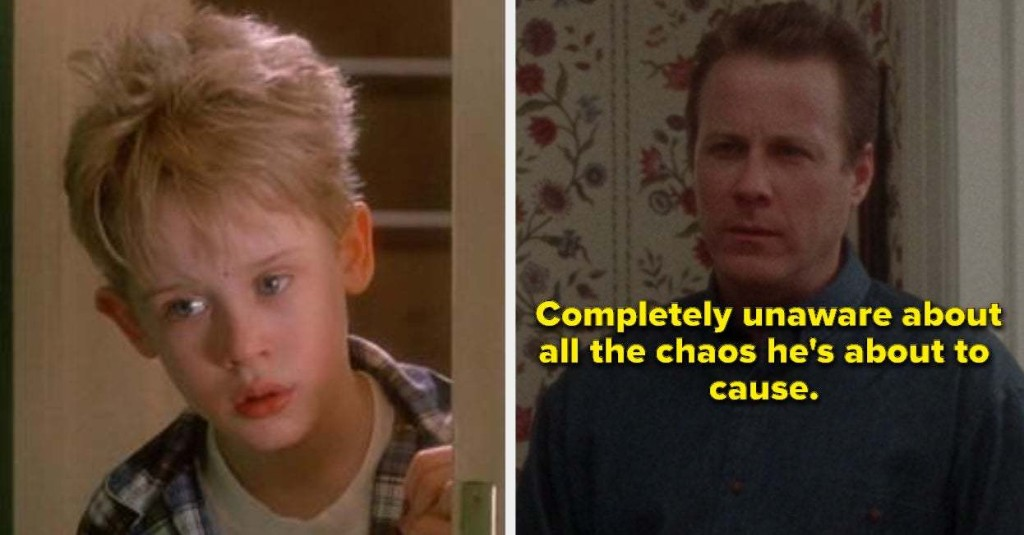 "This Little Detail In ""Home Alone"" Shows Why Kevin Was Left Behind And I'm Gobsmacked"