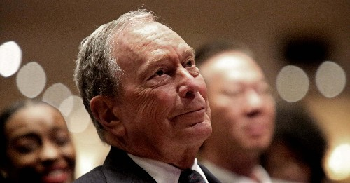 "Mike Bloomberg Has ""Made A Decision To Serve His Country,"" A Former Bush Treasury Secretary Said In China"