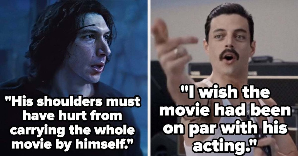 21 Times Actors Were Waaay Better Than The Movies They Were In
