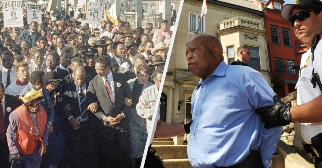 19 Photos Of Rep. John Lewis's Lifelong Fight For Equality