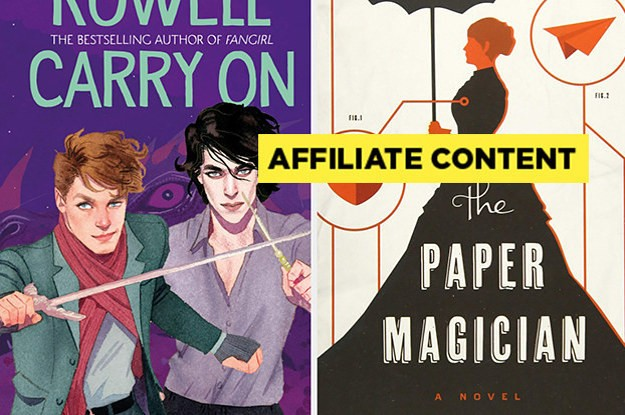 "17 Fantastic Books To Help Fill The ""Harry Potter"" Void In Your Life"