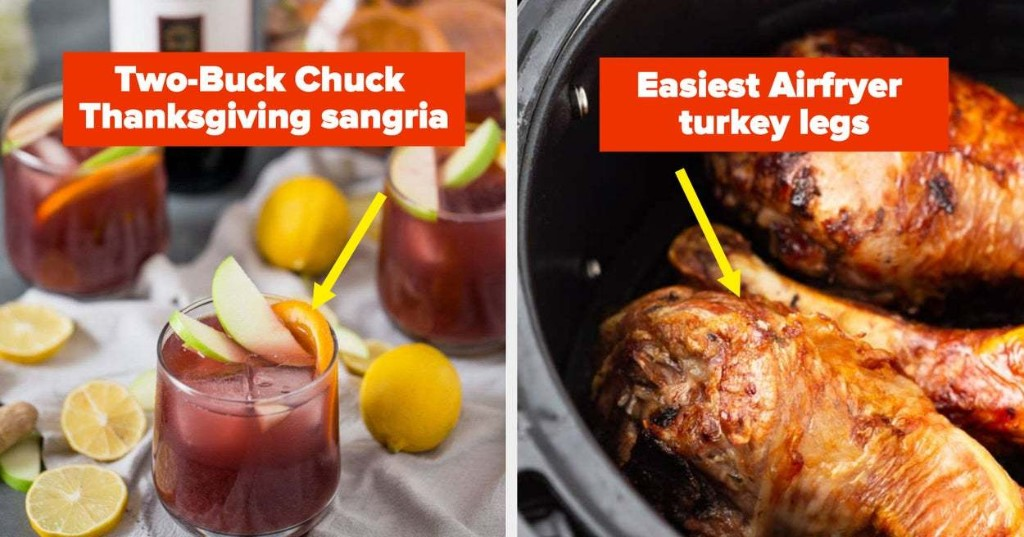 21 Cheap And Easy Thanksgiving Recipes You'll Actually Want To Make