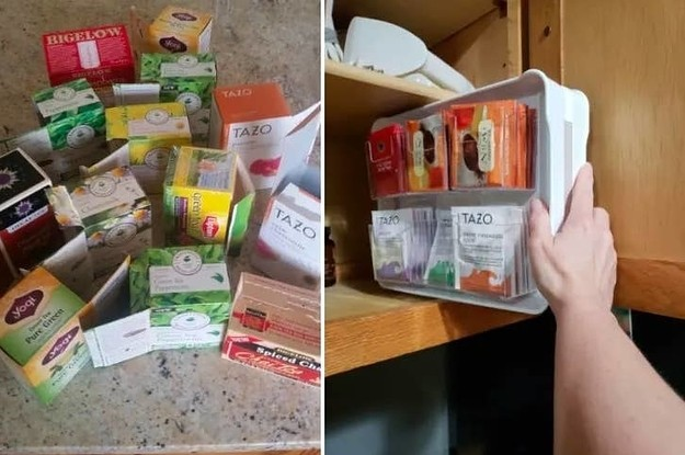 34 Storage And Organization Products That Have Small Price Tags But Big Results