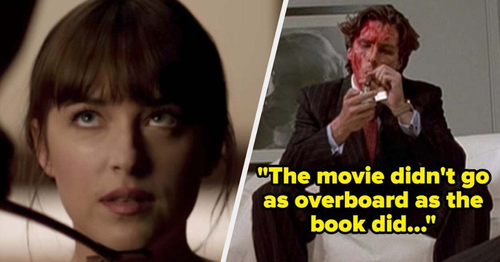 17 Movies That People Swear Are Actually Better Than The Books They Were Based On