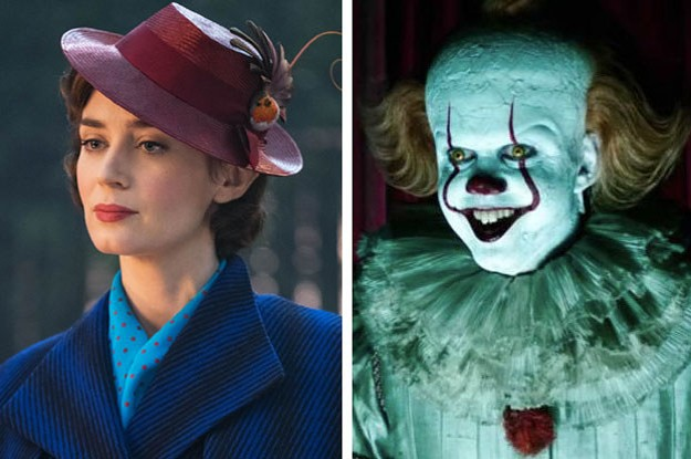 There's A Theory That Pennywise And Mary Poppins Are From The Same Species And It Surprisingly Checks Out