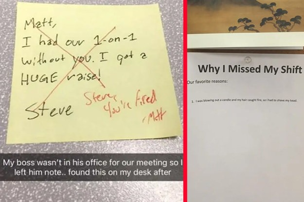 15 Times Bosses Were Really Cool Or Extremely Terrible