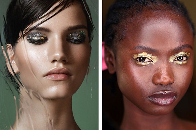 We Know What % Left-Brained And Right-Brained You Are Based On How You Rate These Beauty Looks