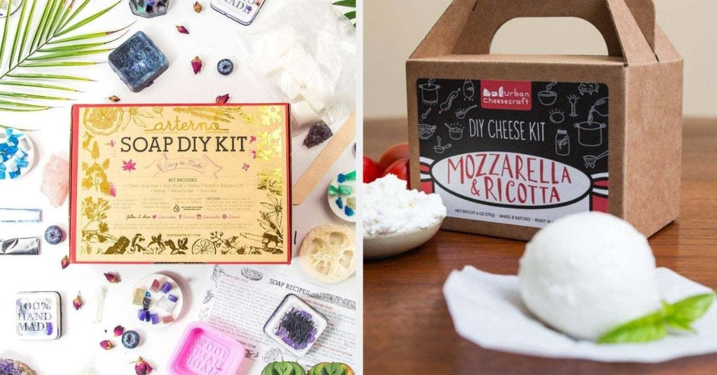 27 Starter Kits For New Hobbies You Don't Need Any Experience To Enjoy