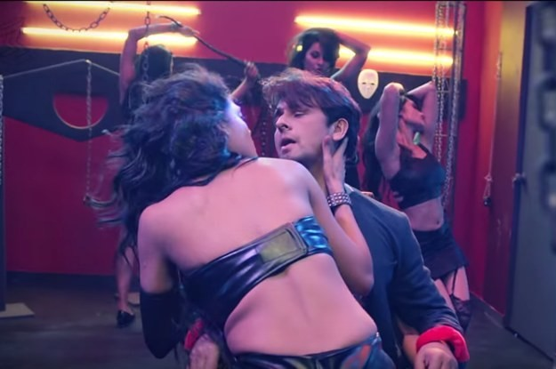 Sonu Nigam's New Music Video Involves BDSM, Circuses, Zombies, Arm Wrestling And More