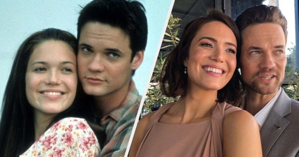 """Here's What The Cast Of """"A Walk To Remember"""" Looks Like Then V. Now"""