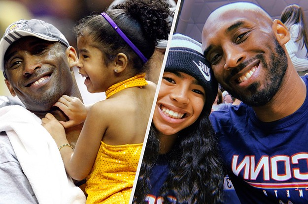 21 Pictures Of Kobe And Gigi Bryant That Will Forever Live In Our Hearts