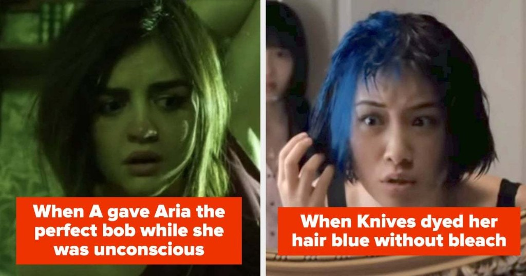 18 Hollywood Hair Fails That'll Make All Hairdressers Laugh And Then Cry