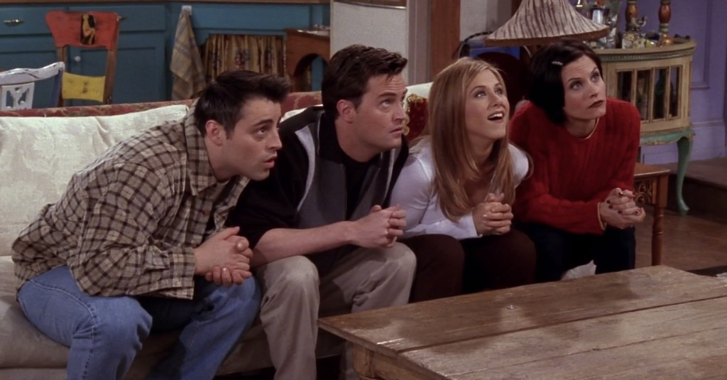 """Can You Pass This """"Friends"""" Quiz In The Battle For Monica's Apartment?"""