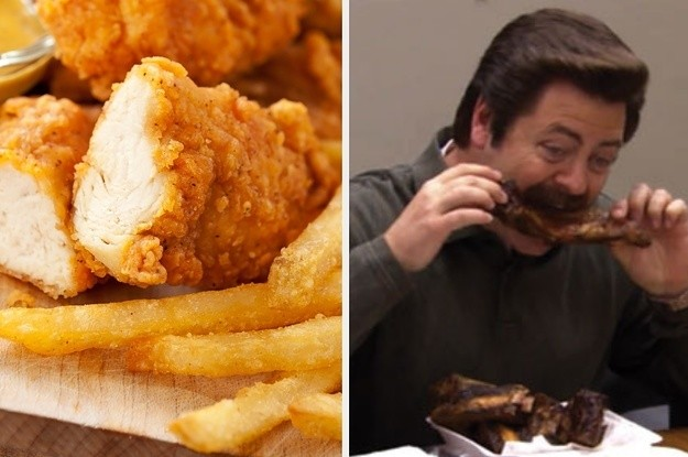 We Know What Percent Picky Eater You Are Based On The Dinner You Order