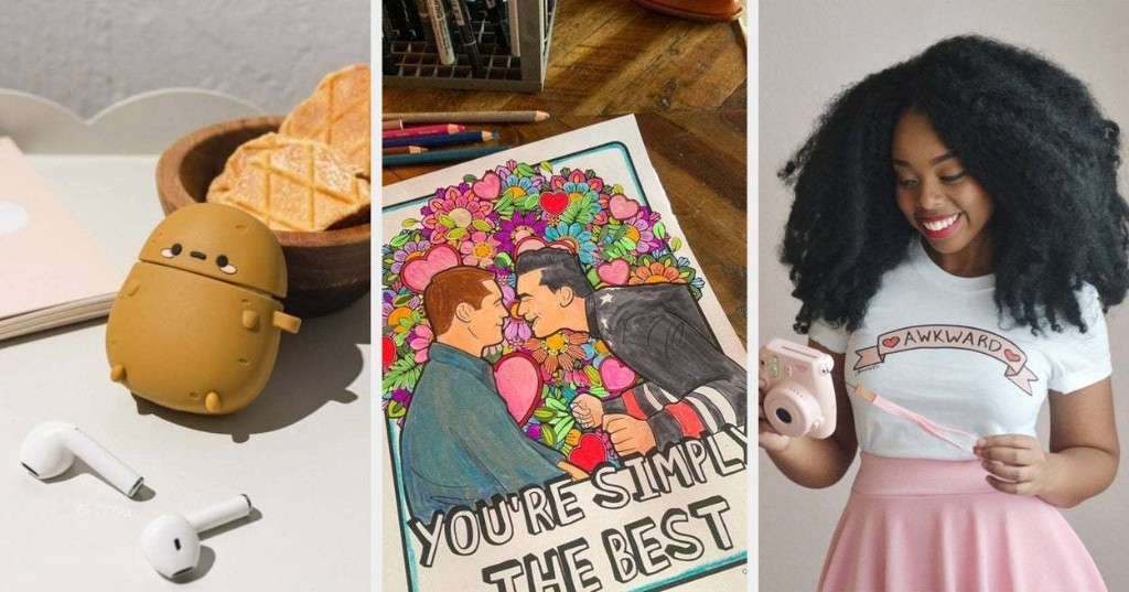 29 Fun Little Gifts To Give Your Friends Just Because