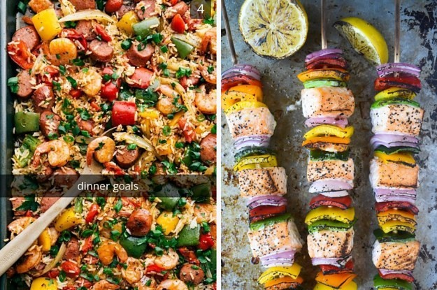 30-Minute Seafood Dinner Ideas You Should Bookmark ASAP