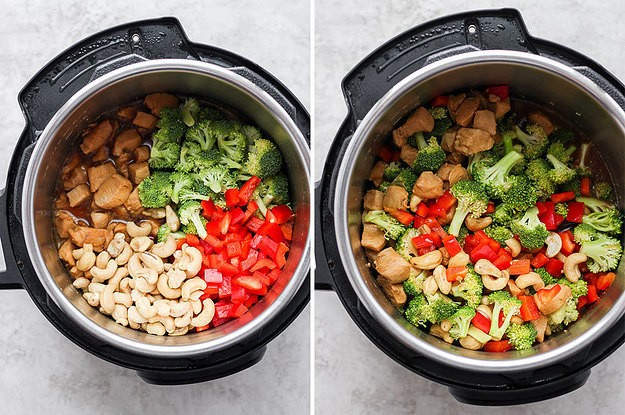 25 Healthy Instant Pot Dinners That Aren't Hard To Make