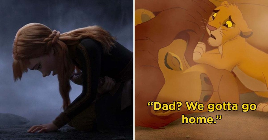 19 Disney Behind-The-Scenes Facts That'll Make These Heartbreaking Moments Even More Memorable