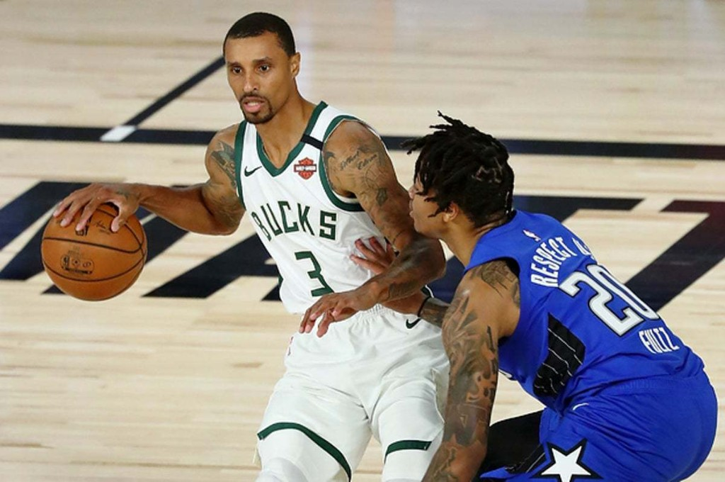 The Milwaukee Bucks Set Off A Postponement Of NBA Playoff Games In Protest Of The Shooting Of Jacob Blake