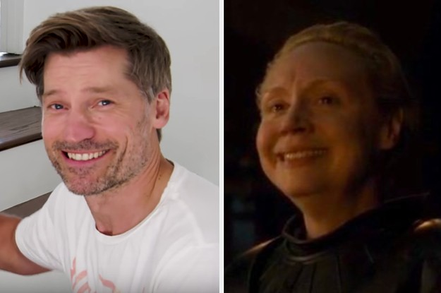 """Jaime From """"Game Of Thrones"""" Has A Brienne Of Tarth Toy In His Home And I Cannot"""