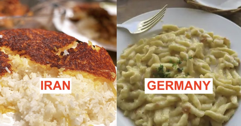 18 Comfort Foods That People Are Eating Around The World