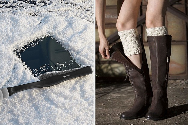 30 Things To Buy *Now* To Make This Winter More Bearable