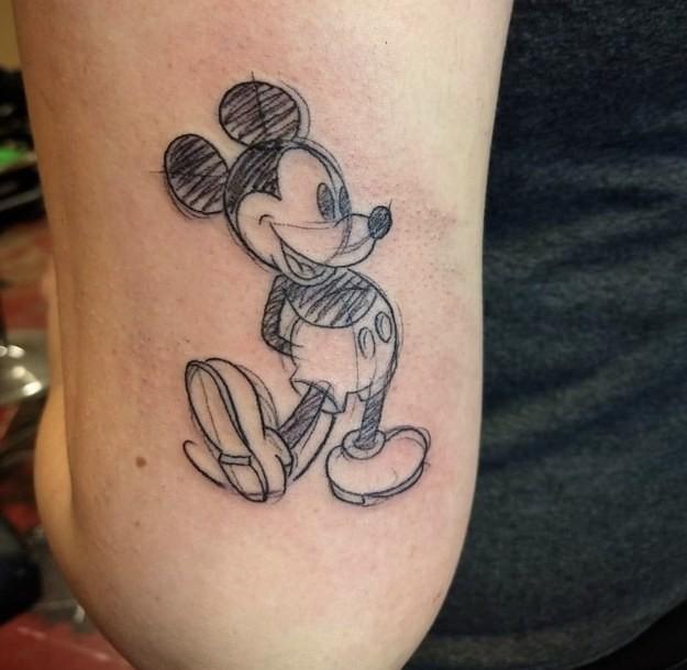 Disney new - Cover