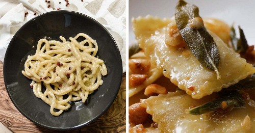 If You Can't Find Any Pasta At The Supermarket, Try These 15 Homemade Versions Instead