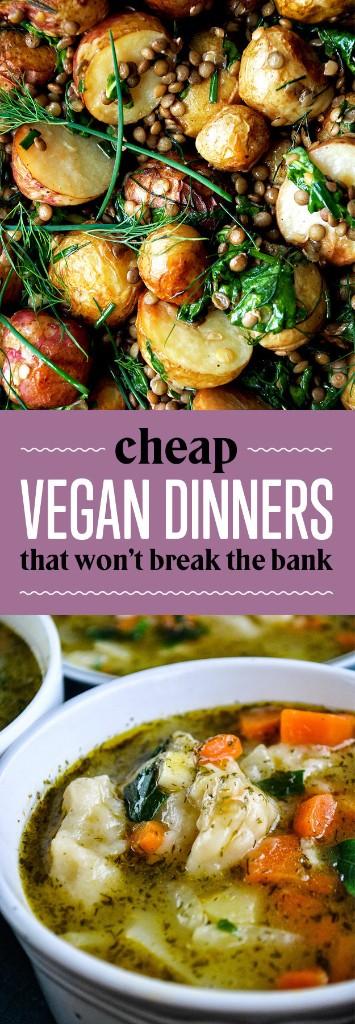 Vegan - Magazine cover