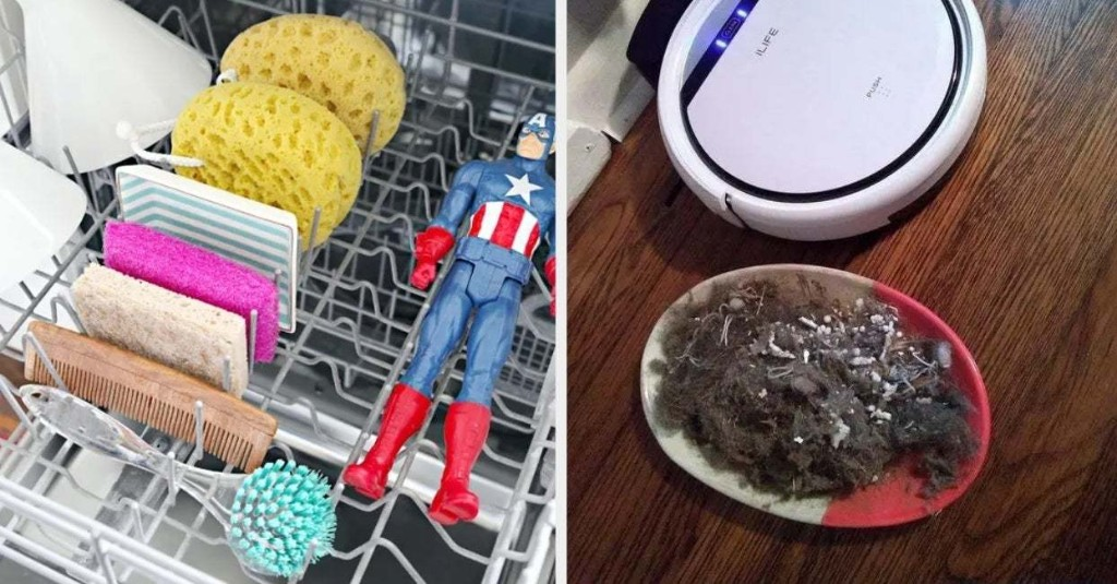27 No-Effort Ways To Keep Your House Clean