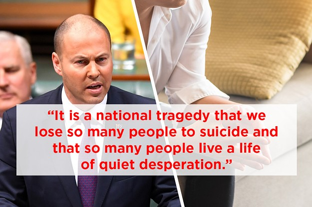 The Government Says Youth Suicide Is A National Priority. Here's What It's Planning To Do About It